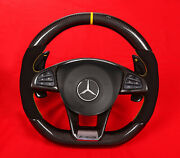 Mercedes Steering Wheel A45 W176 Carbon Made In Germany