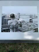 Ny Signed Gelatin Silver Print 1 Of 10 Made