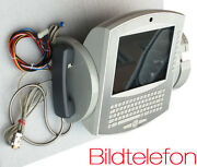 Public Videophone With Tft Mini Conference System Rarity Museumstanduumlck