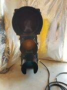 Vintage Traffic Stop Light 3-way Red Yellow Green Used .