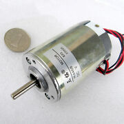 R4468 2400rpm 12/24v 5000rpm High-speed Electric Dc Motor Durable Brush Model
