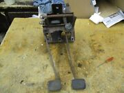 1973 1974 Mazda Rx2 Clutch And Brake Pedal Set Assembly Used Oem 74