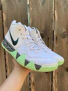 Nike Kyrie 4 Grizzlies Promo Sample Pe Player Exclusive Confetti Lobster Eybl