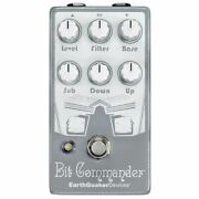 Earthquaker Devices Bit Commander - Analog Octave Synth Pedal V2
