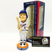 Gary Carter Tidewater Tides Minor League New York Mets Limited Ed Bobblehead