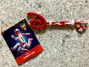 Disney Store Collectible Key - Canada Day Toy Story 4 Duke Caboom + Free Gift