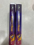 [bundle] 2 Beauty And The Beast 1325 Vhs, 1992