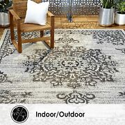 Home Dynamix Nicole Miller Patio Country Azalea Indoor/outdoor Area Rug 7and0399x10and039