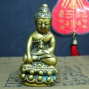 Phra Kring Buddha King Protect Magic Statue Old Amulet Rare Antiques Vintage