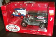 True Value Hardware 1913 Ford Model T Die-cast Banks 1/25 And 1/43 Scale Mib