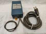 Vintage Coal Miners Light Mining Equipment Charger Unico Cat No 3900-11 Untested