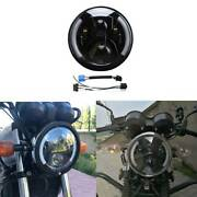 7'' Inch Motorcycle Led Headlight Turn Signals Tail Lights For Harley Davidson