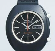 Seiko Speed Timer 7017-7000 Automatic Winding Vintage Watch 1972and039s