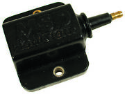 Msd 42921 Ignition Coil Black E-core 0.200 Ohm Male Hei 30000v Isolated Ground