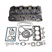 D1105 Complete Cylinder Head And Full Gasket Set For Kubota Rtv1100 Rtv1140cpx