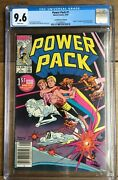 Power Pack 1 Canadian Price Variant Cgc 9.6 2117080015