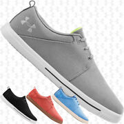 Under Armour Street Encounter Mens Canvas Shoes-slides 3022914 New Free Shipping