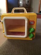 Vintage Child Guidance Magic Glow Oven 1982 Cbs Toys