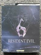 Official Bradygames Resident Evil 6 Video Game Strategy Guide Capcom Ps3 Xbox Pc