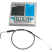 Drag Specialties 41-1/2 Vinyl Idle Cable W/ Cruise | 4342700b