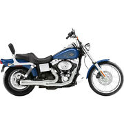 Bassani Xhaust 21 Exhaust - Chrome - Megaphone - Short - And03991-and03905 Fxd | 13312r