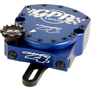 Gpr Steering Damper Kit - V4 - Blue - And03914-and03915 Yz | 9001-0082b