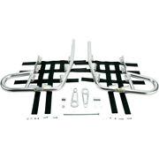 Motorsport Products Nerf Bars - Blaster 200 - Silver   81-3401