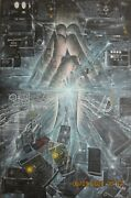 And039prayer To The Lordand039 Original Oil Painting On Canvas Large 6ft X 4ft