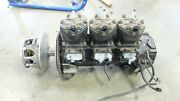 00 Arctic Cat Touring Triple 600 Snowmobile Engine Motor And Front Primary Clutch
