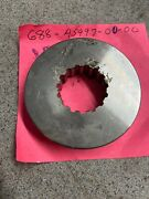 Used Yamaha Outboard Propeller Rear Spacer P/n 688-45997-00-00