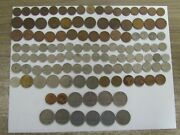 Lot Of 122 Different Obsolete Norway Coins - 1940 To 2008 - Circulated