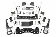 Rough Country 6in Ford Suspension Lift Kit | Strut Spacers 09-10 F-150 4wd