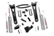 Rough Country Ford F250 F350 6 Radius Arm Suspension Lift Kit 05-07 4wd Diesel