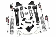 Rough Country 6in Ford Radius Arm Lift Kit|vertex 11-14 F-250|no Overloads