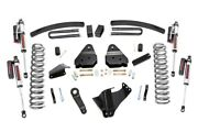 Rough Country 6in Ford Suspension Lift Kit Gas 05-07 Super Duty F250/350