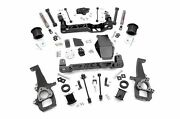 For Rough Country Dodge Ram 1500 6 Suspension Lift Kit 2009-2011 4wd
