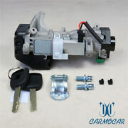 Fit For 2003-07 Honda Accord W/2 Keys Ignition Switch Cylinder Lock Auto Trans