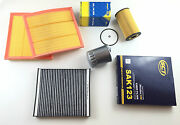 Oil Filter 2 X Air Activated Carbon Fuel G-class W463 400 Cdi
