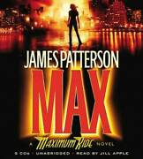 Max Maximum Ride, Book 5 - Audio Cd By Patterson, James - Very Good