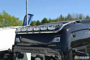 Truck Roof Bars + Spots + Leds For New Generation Scania R And S High Cab 2017+