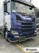 Bumper Low Bar + Leds X11 For Scania R S New Generation 2017+ Truck Accessories