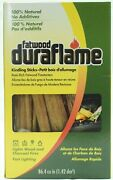 Duraflame Fatwood Kindling Sticks 100 Natural - 5 Boxes 86.4 Cu In Each