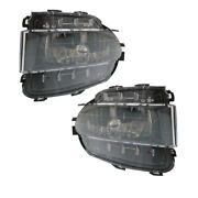 For 06 Gs300 07-11 Gs350/gs460 Front Driving Fog Light Lamp Assembly Set Pair