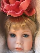 Masterpiece Gallery Rose By Thelma Resch 25 Collectable Porcelain Doll