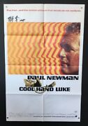 Cool Hand Luke 1967 Movie Poster Paul Newman Classic  Hollywood Posters