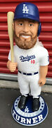 Justin Turner 1/1 Dodgers 3 Ft Bobblehead D 10/10 Foco 36andrdquo Statue Forever Col