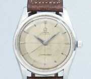 Omega Seamster 2869-1 Original Two-tone Dial Automatic Vintage Watch 1956and039s