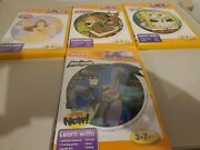 Fisher Price Ixl Learning System Game Imaginext Lot Of 4 2 Nfs 2 Used