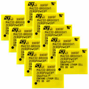 10x Stmicroelectronics M4z32-br00sh1 Zeropower Battery And Crystal Fast Usa Ship