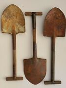 Us Wwi And Wwii M1910 Andldquot Handleandrdquo Entrenching Tools